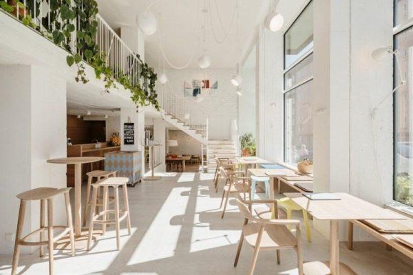 +13 Mẫu Thiết Kế Quán Cafe Nhỏ Tại Nghệ An Hà Tĩnh