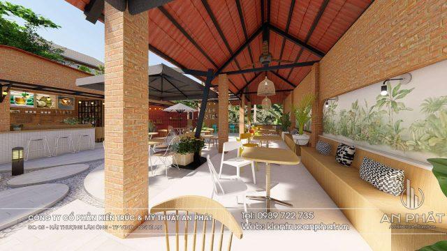 Tư Vấn Thiết Kế Quán Cafe Tại Nghệ An Hà Tĩnh Uy Tín